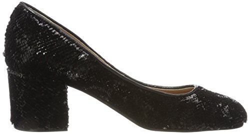 Pollini W.Shoe, Scarpe con Tacco Donna nero
