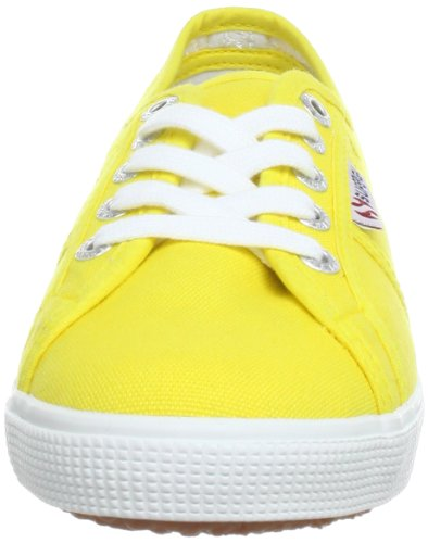 Superga 2950 Cotu - Sneakers unisex, Giallo (Sunflower 176), 43