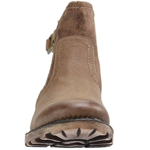 Botines Braun mujer 26414 para 29 Tamaris muskat 1 318 marrón marrón vrw1qOv