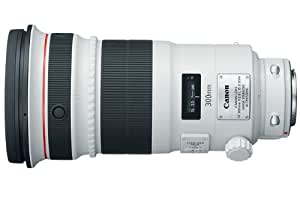 Canon EF 300mm f/2.8L IS USM II Super Telephoto Lens for Canon EOS SLR Cameras