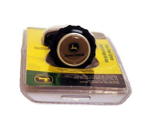 JOHN DEERE TY26584 Deluxe Wheel Spinner Suicide Knob for 1.25`` Steering Wheels ()