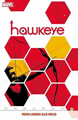 Hawkeye: Megaband 2: Mein Leben als Held