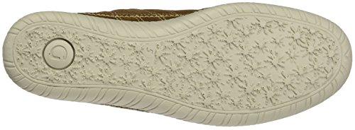 Gabor Damer Komfort Sneaker, Grå-brun (ranch / Rum 44)