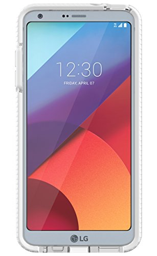 Tech21 Evo Check Case for LG G6 - Clear/White