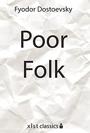 book cover of Poor Folk