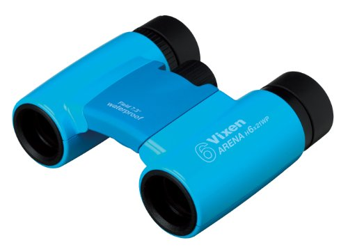 Vixen Optics 13501 Colorful Compact Binocular (Blue)