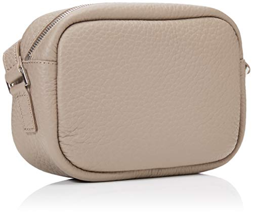 HUGO Damen Downtown Crossb-s Schultertasche Beige (Medium Beige) 2