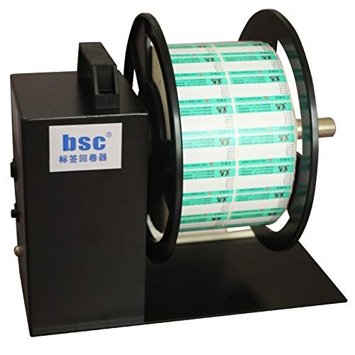 Label Rewinder for BSC-A7 Label Printer by TIANLUAN