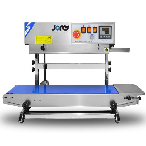 JORESTECH Continuous Band Sealer CBS-730I with Digital Temperature Control (Stainless Steel) VERTICAL/HORIZONTAL by JORESTECH