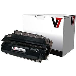 V7 HP Remanufactured C4127X/TROY 02-18944-001 High Yield MICR Toner Cartridge