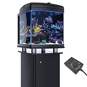 Amazon Com Jbj 28 Gallon Nano Cube Wifi Led Aquarium