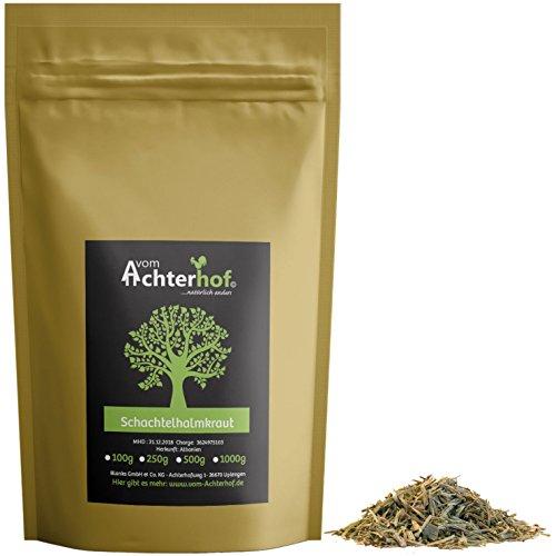 1.000 g Schachtelhalmkraut Ackerschachtelhalm Zinnkraut Tee Schachtelhalm natürlich vom-Achterhof Kräuter und Gewürze