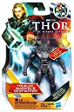 mighty thor action figure - Thor: The Mighty Avenger Action Figure #11 Fireblast Marvel's Destroyer 3.75 Inch