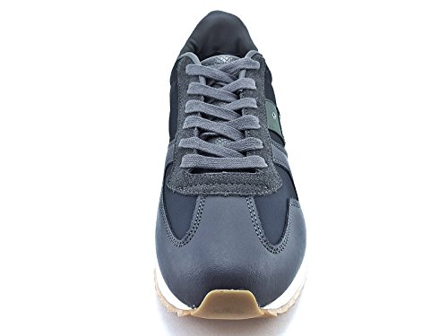 gry Navy Nvy Blauer grey Usa 7fmemhis01 nyl Uomo 46 Sneakers wwSUAqx