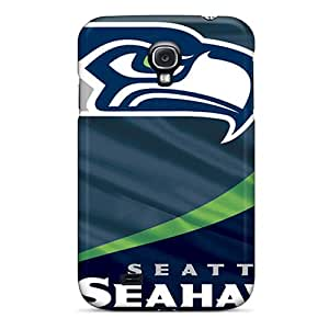 Premium Tpu Seattle Seahawks Covers Skin For Galaxy S4