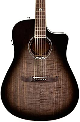 Fender California Series T-Bucket 300CE Cutaway Dreadnought Acoustic-Electric Guitar, from Fender