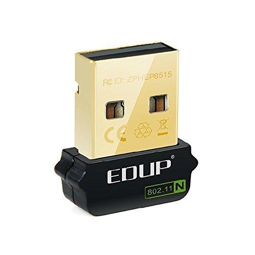 EDUP USB 150Mbps Wireless Wifi Mini Network Adapter 802.11 n/g/b for For Raspberry Pi B and Raspberry Pi B+ B plus version