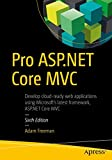 img - for Pro ASP.NET Core MVC book / textbook / text book