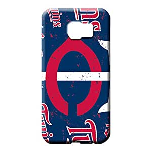 samsung galaxy s6 With Nice Appearance mobile phone case Cases Covers Protector For phone Series minnesota twins mlb baseball