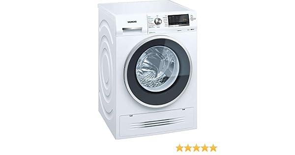 Siemens iQ500 WD14H464FF lavadora Carga frontal Independiente ...