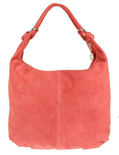 Bolsas Mujer Handbags Hobo Girly Coral q5fBxx