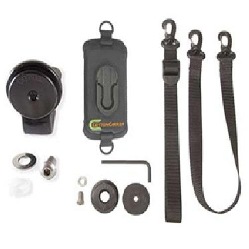 Cotton Carrier Binocular Bracket With StrapShot Holster for