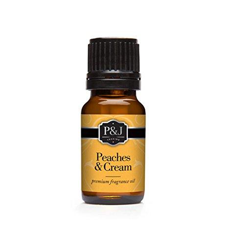 - Peaches & Cream - Premium Grade Scented Oil - 10ml