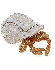 Jay Strongwater - Hermit Crab Box - Herbert