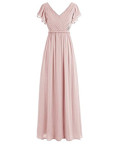the Beauty Linie Kleid of Leader A Damen Blush zCxPqnp5