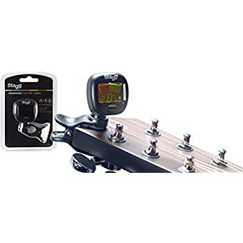 Stagg CTU-C3 Chromatic Clip-on Tuner