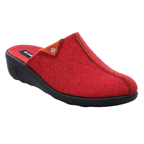 Frauen Rot Red 400 Romilastic 384 Clogs Romika 17wa6z6