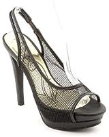 Baby Phat Gracias Womens Mesh Platforms Slingback Sandals Shoes