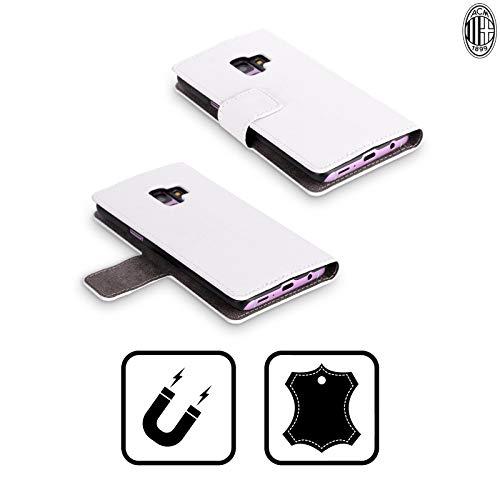 Head Case Designs Personalizzata Personale AC Milan 2018/19 Kit Cover in Pelle a Portafoglio Compatibile con Samsung Telefoni 1