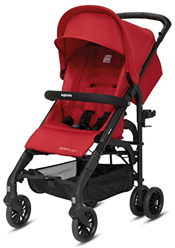 Inglesina Zippy Light Stroller, Vivid Red by Inglesina