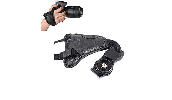 Correa de Mano para cámara Nikon D7000 D5100 D5000 D3200 (5 ...