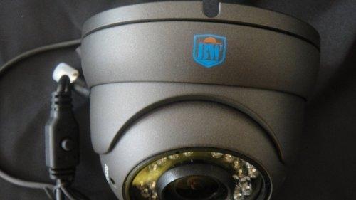 BW® 700TVL 1/3'' Sony CCD 2.0 Mega Varifocal Zoom CCTV Surveillance Camera with OSD Menu Night Vision Infrared to 180 Feet by BW (Image #4)