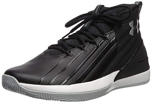 black De Zapatos Baloncesto White Silver Para Lockdown 3 Hombre Under 003 Armour 003 Metallic Negro Ua qXwIxaKvY