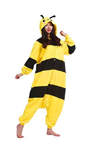 Magicmode Unisex Novità Cosplay Body Pigiami Costumi Adulti Felpa Kigurumi Pigiama Party Dress