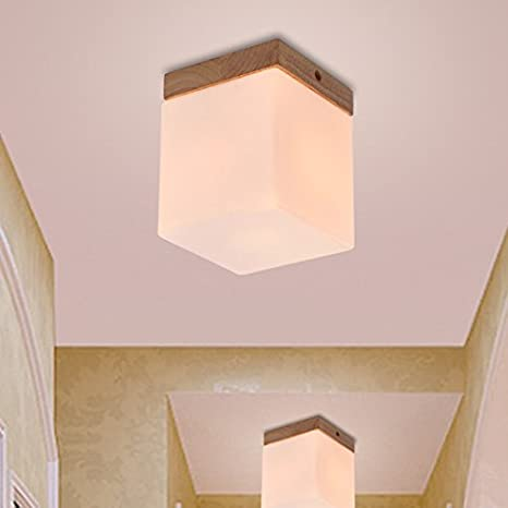 CNBBGJ Luces de pasillo LED lámpara de techo lámpara ...