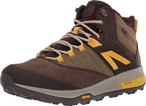Merrell Men's Zion Mid Wp Hiking Boot