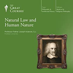 Natural Law and Human Nature