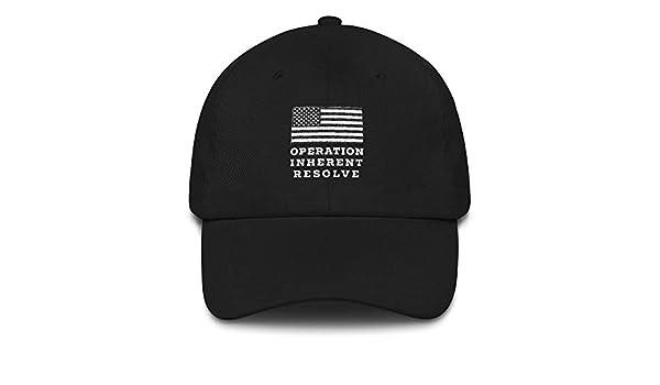 Operation Inherent Resolve Hat | OIR Military Syria Veteran