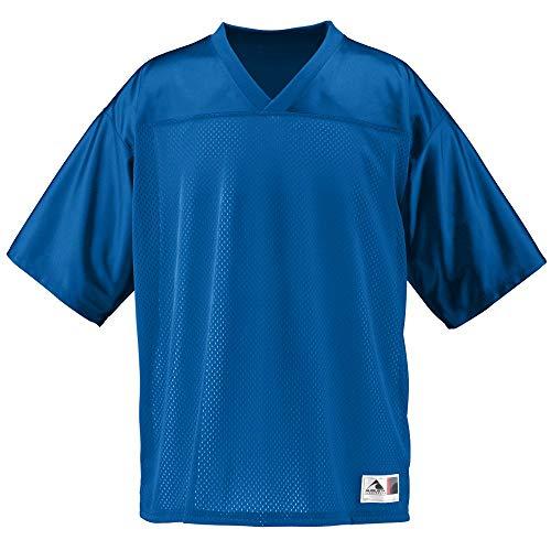 - Augusta Sportswear Boys' Stadium Replica Jersey S Royal