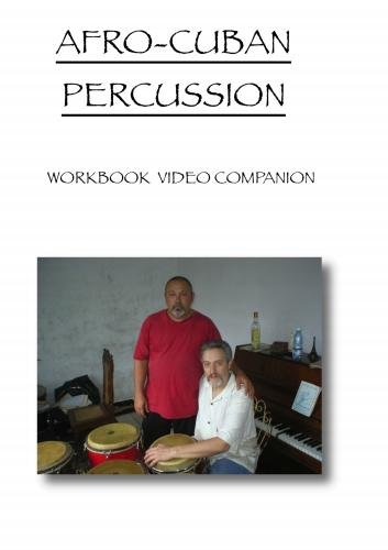 Afro-Cuban+Percussion+Workbook+DVD