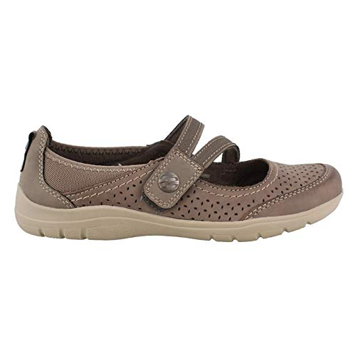 Earth Origins New Women's Tiffany Mary Jane Dust Vintage Leather 8.5 (Earth Shoes Mary Jane)