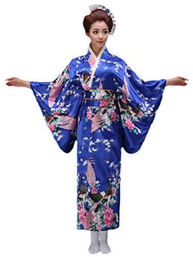 Soojun Elegant Traditional Japanese Costumes