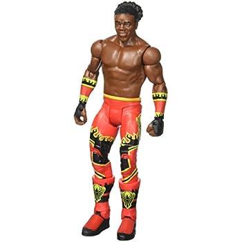 WWE Xavier Woods Action Figure Basic Series 64