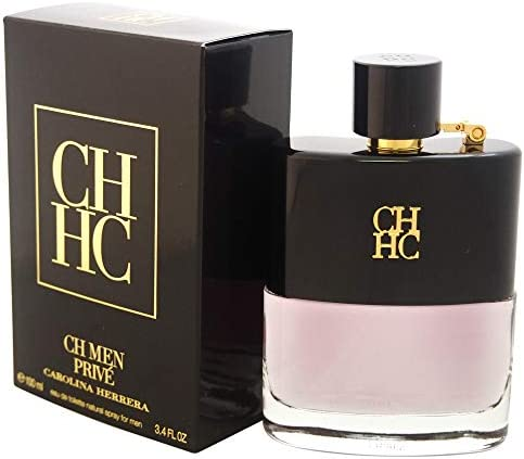 Carolina Herrera CH Men Prive - Eau de Toilette Spray, 100 ml: Amazon.es