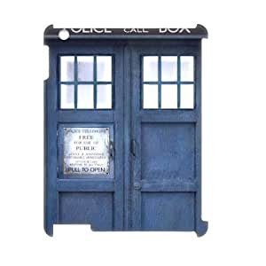 linJUN FENGDoctor Who Unique Design 3D Cover Case for Ipad2,3,4,custom cover case ygtg-314897
