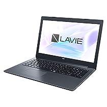 NEC ノートパソコン LAVIE Direct NS(A) 500GB HDDモデルがお買い得